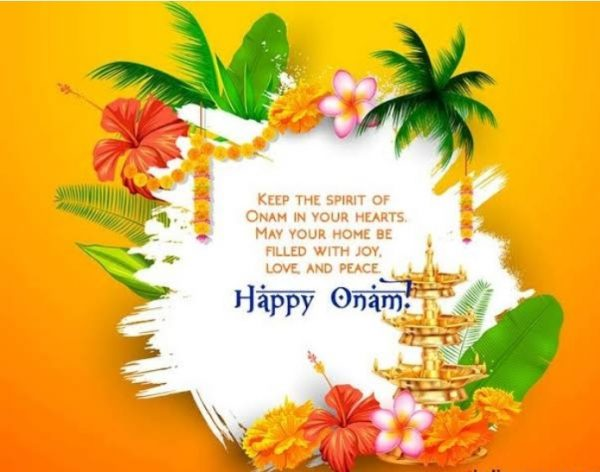 Onam – The Festival of Rejoice