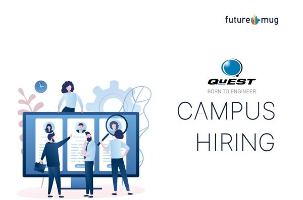 Campus hiring for QuEST Global