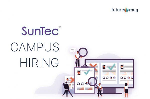 Campus hiring for SunTec